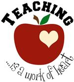 Teaching is a work of heart!