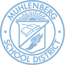 Muhlenberg School District Coin Logo